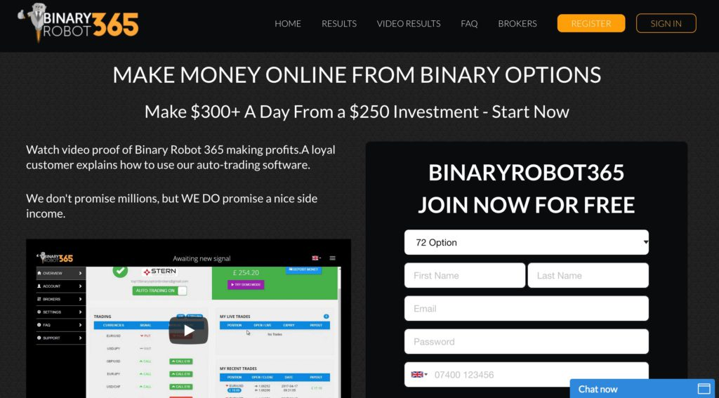 Top Binary Options Robots and Auto Trading Reviews